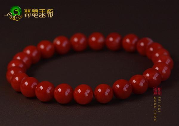 佩戴红珊瑚项链珠串医学要用价值方面的好处