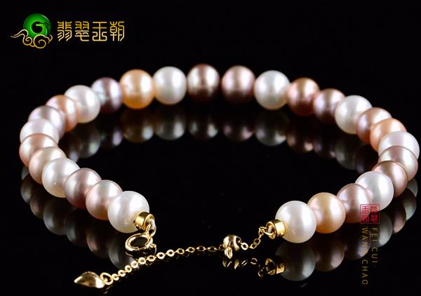 淡水珍珠手链项链要如何挑选,淡水珍珠选购要求
