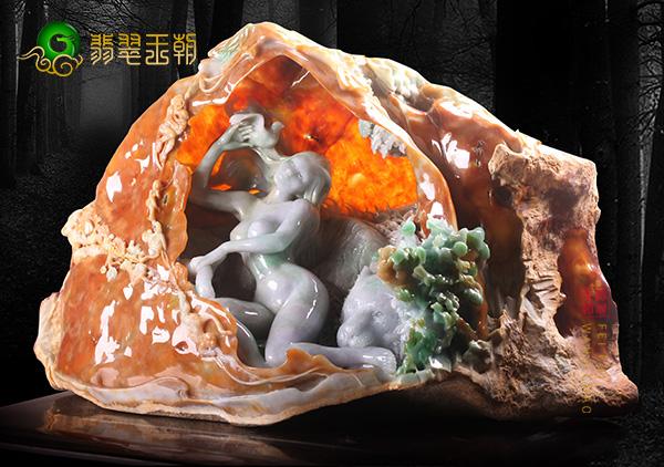 翡翠玉雕摆件的文化内涵为什么让国人如此热爱