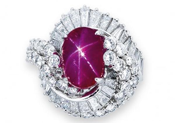 比鸽血红宝石更贵更稀有的星光红宝石你知道吗?