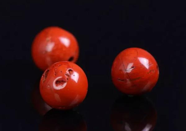 老南红玛瑙珠子的鉴别要避开的三大误区