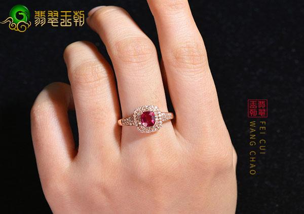 红宝石与红钻石颜色价值上区别方法有哪些?