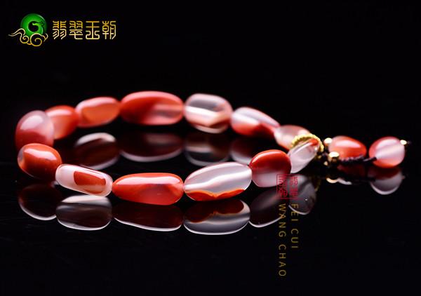佩戴冰飘南红玛瑙手链常见的四种禁忌
