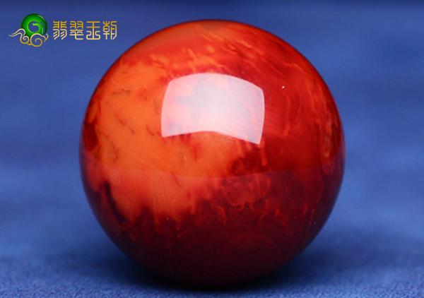 南红玫瑰红手串圆珠的生产加工过程详解