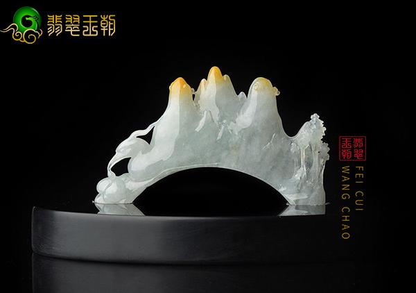 翡翠玉雕器件收藏投资有哪些美好的寓意含义?