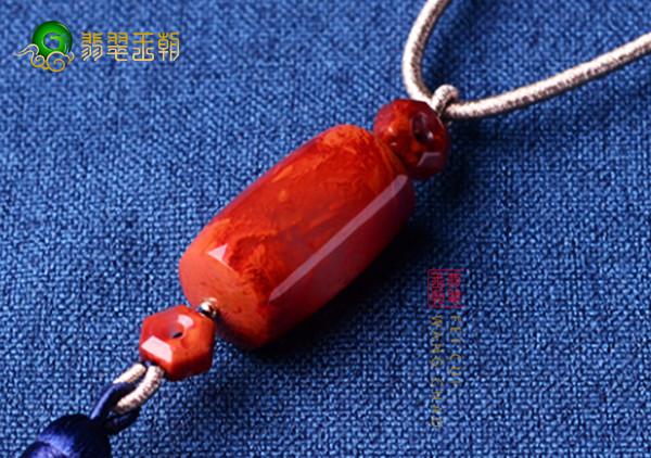 收藏南红玛瑙老型珠子需要了解南红桶珠