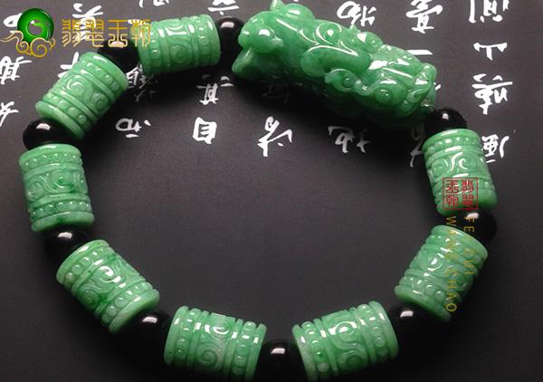 翡翠貔貅手链佩戴具有转运招财的效果吗?
