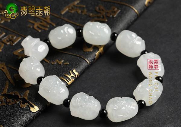 冰种翡翠手链适合男士佩戴的手链款式有哪些?