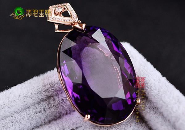 紫水晶手链磁性的来源及正确消磁方法