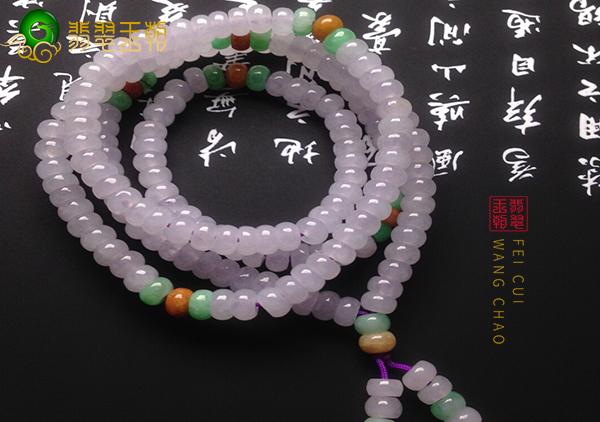 选购翡翠108佛珠链要从哪些方面入手?