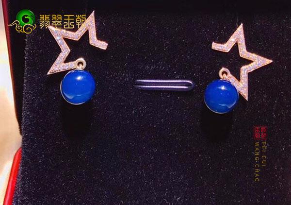 多米尼加蓝珀耳钉为什么会被称为最好的琥珀