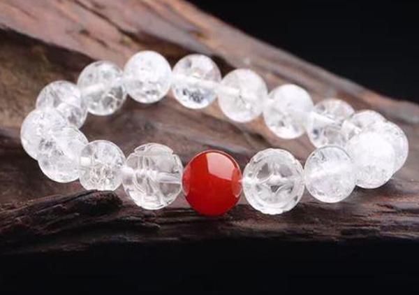 爆花晶水晶手链佩戴的危害性不得不重视!