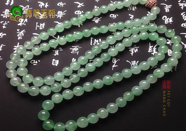 翡翠珠链的颜色与服饰的搭配方法有哪些?