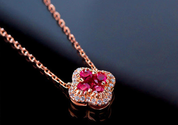红宝石项链要从哪些方面来进行选购以及真假鉴别?
