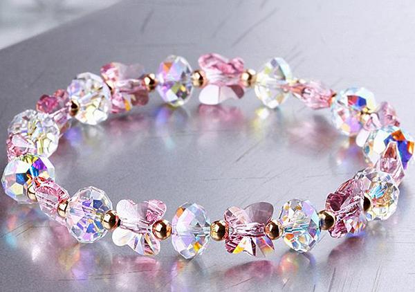 水晶手链多少钱一克能够买到?水晶价格跟什么有关系?