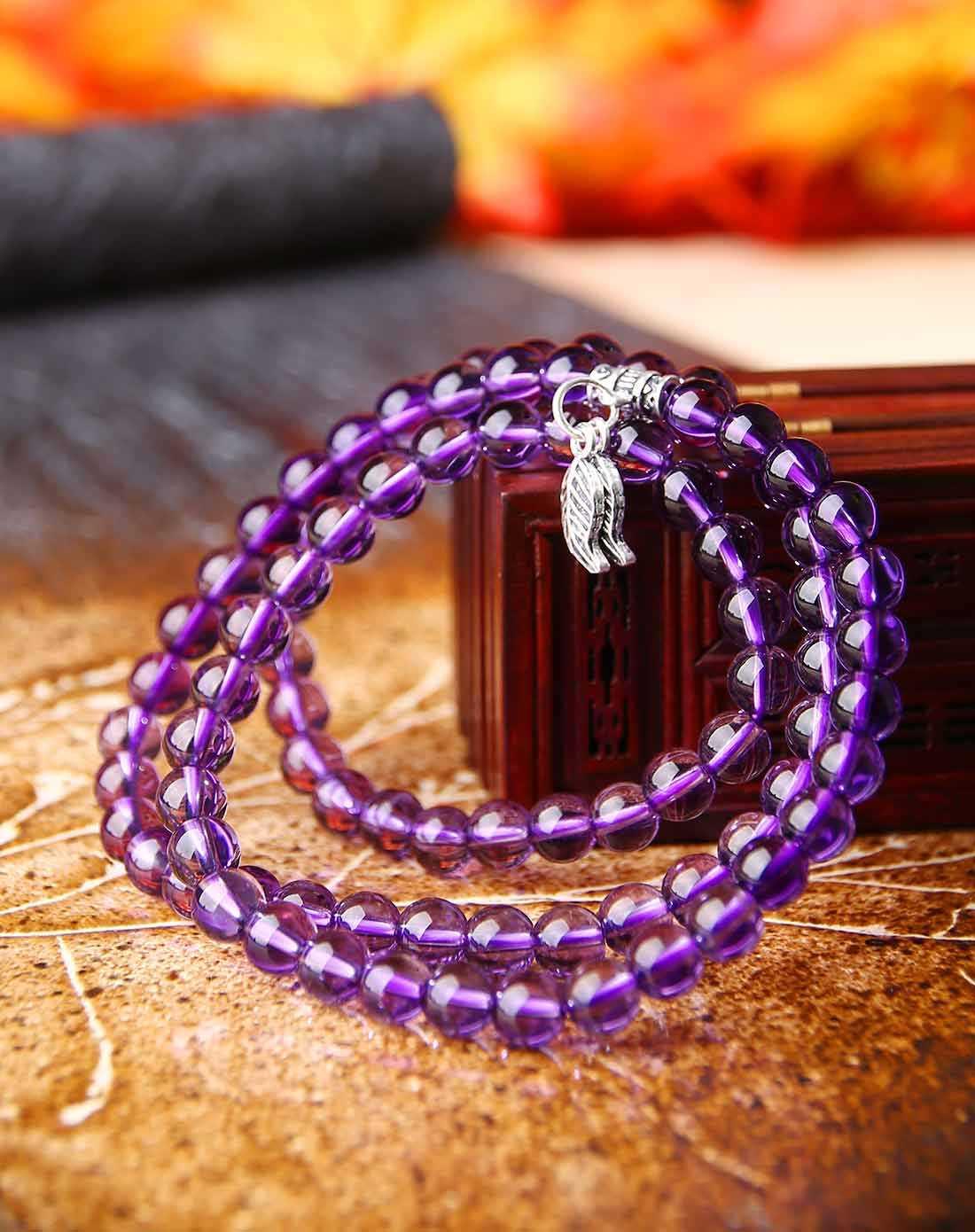 紫水晶价格多少钱?紫水晶手链多少钱能买到?