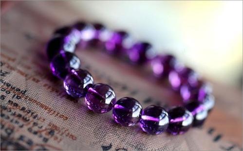 紫水晶手链如何鉴别真假?买紫水晶手链前必看