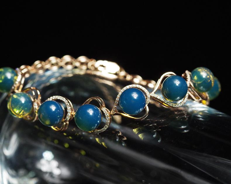 多米尼加琥珀被世界上最好的琥珀!多米尼加蓝珀怎么样?