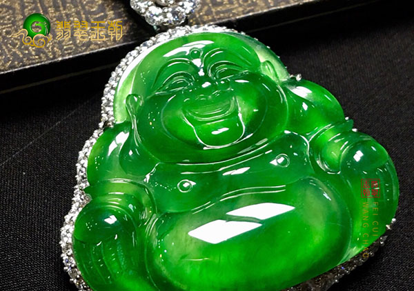 冰种满绿翡翠玉佛挂件为什么没人愿意回收你的