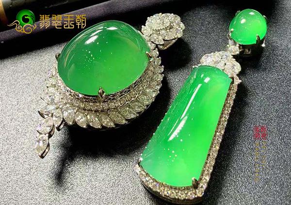 翡翠玉石饰品在日常不容易被损坏的硬度知识
